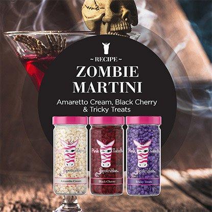 Pink Zebra Fragrance Sprinkles Black Cherry