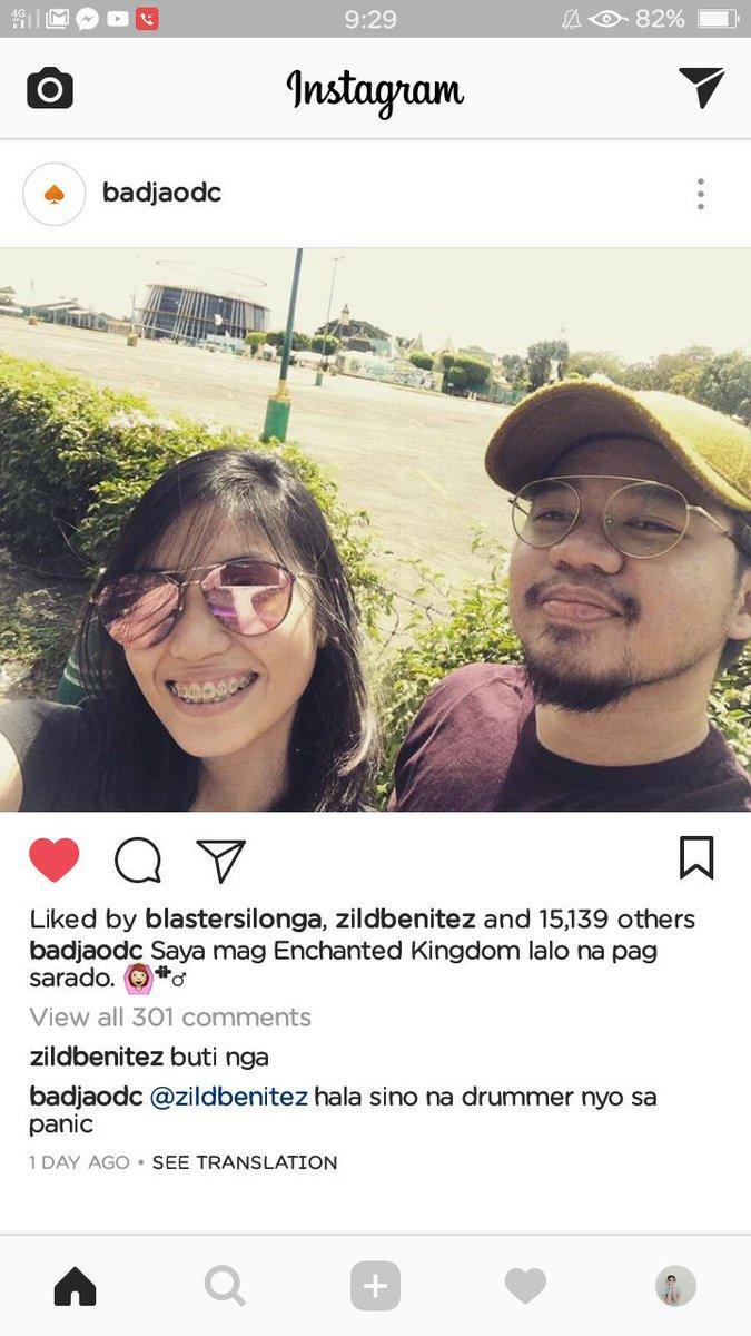 Badjaodc Instagram | zild on Twitter: