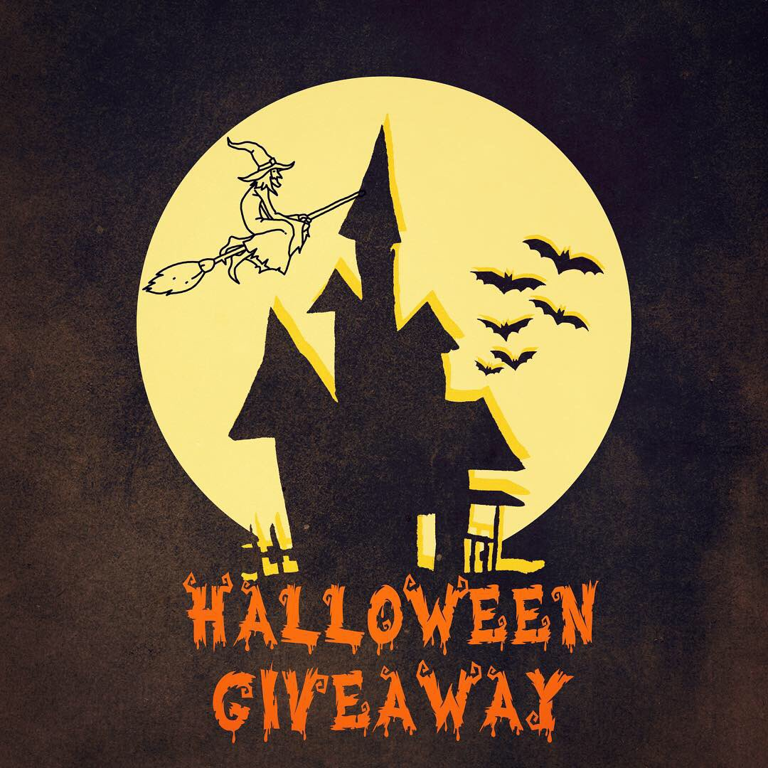 We're feeling generous for Halloween so head over to our Instagram (@ grandmawoluk) for details! 🎃🐺