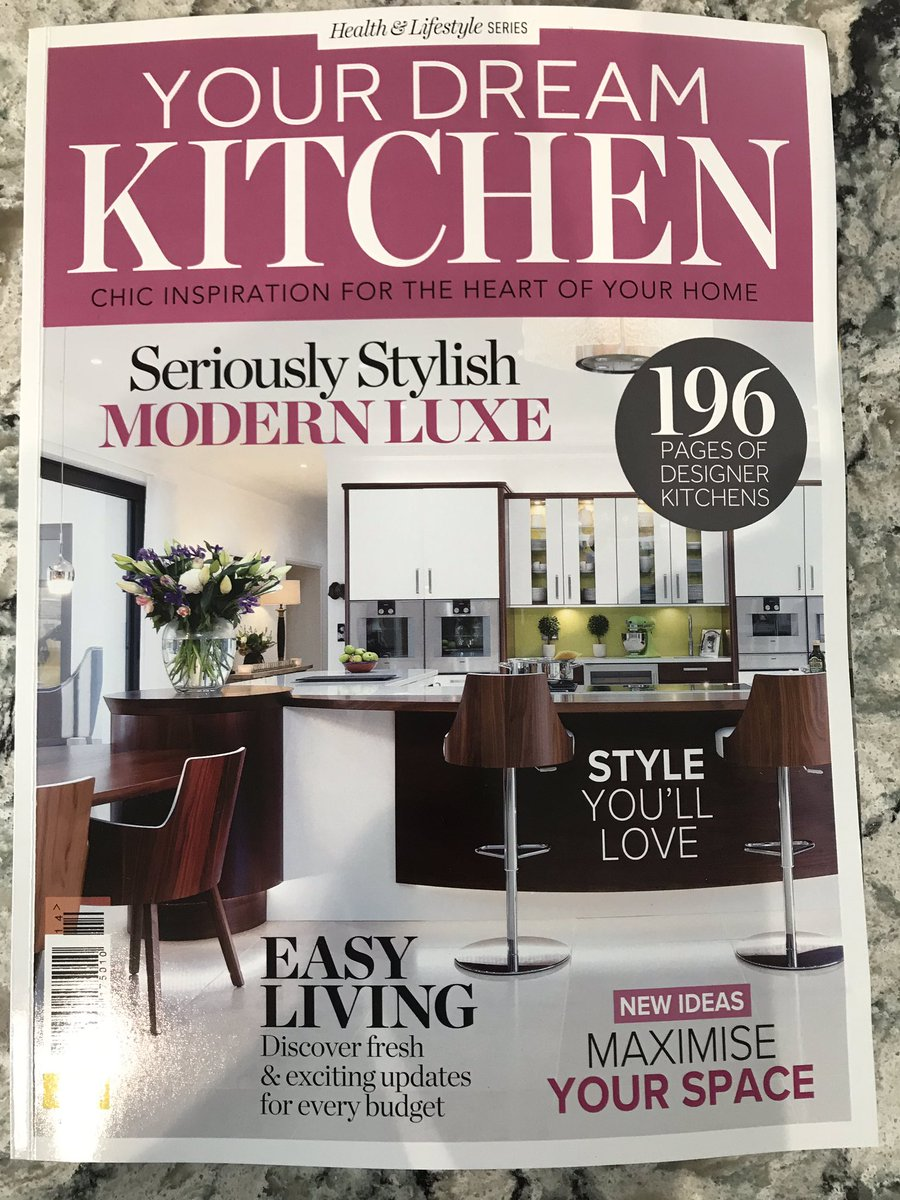 Regal Kitchens On Twitter Very Pleased With Our Feature Piece In Your Dream Kitchen Magazines November Issue Copies On Sale Soon Https T Co X0nsx7gq53 Kitchendecor Kitchendesign Dreamkitchen Yourdreamkitchen Kitchenessex Inframe Https T