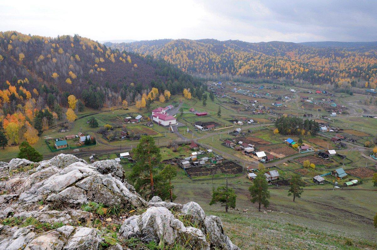 Картинки башкирская деревня