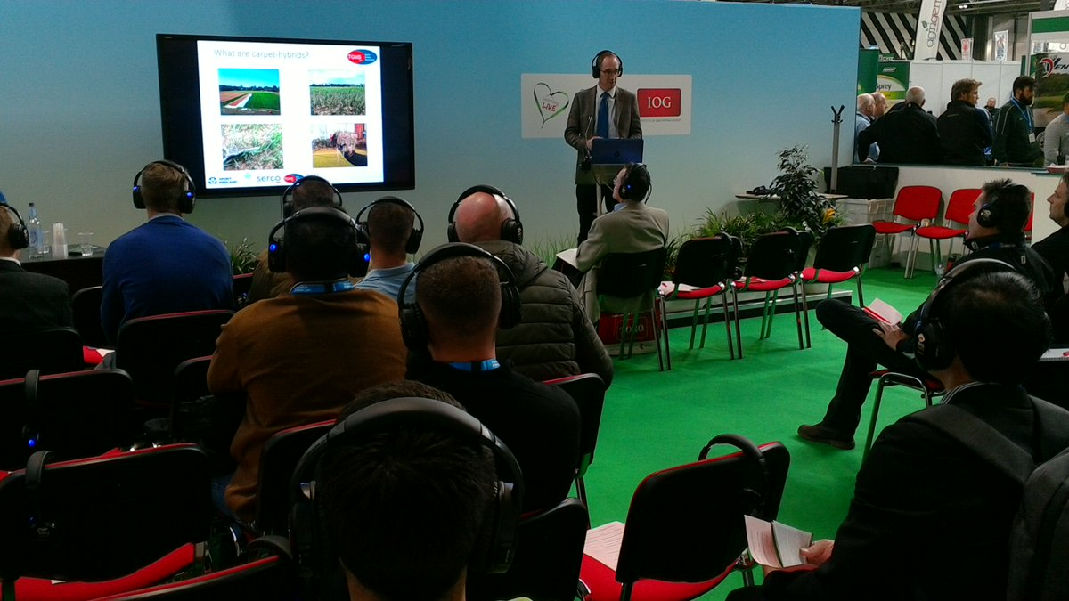 test Twitter Media - Interesting session from @SAPCA members TGMS Ltd and Professional Sportsturf Design on Hybrid Turf at Community Level @IOG_SALTEX #BuildingAnActiveNation https://t.co/HwenNKlF0b https://t.co/mIJHv6m0vm