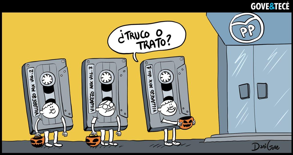 Halloween en la calle Génova. #HappyHallowen #FelizHalloween #Gove_Tecé