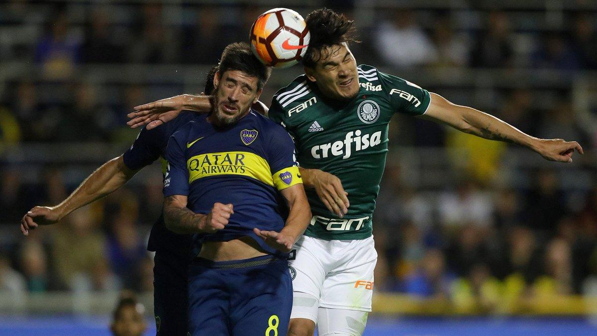 #CopaLibertadores | Boca intentará hacer valer su ventaja ante Palmeiras para acceder a una histórica final
