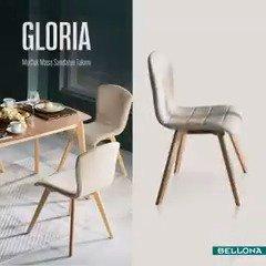 Mutfaklarınızda ferahlatan tonlarla dingin bir atmosfer yaratabilirsiniz. Özellikle küçük mutfaklarda pastel tonlar mutfağı olduğundan daha geniş göstermenizi sağlar. http://bit.ly/GloriaMasa #Bellona #TarzArayanaBellona