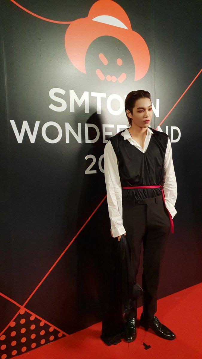 #SMTOWN #SMTOWNWONDERLAND #EXO #KAI #SMTSEOUL #SMmakesIT #MAKEsIT