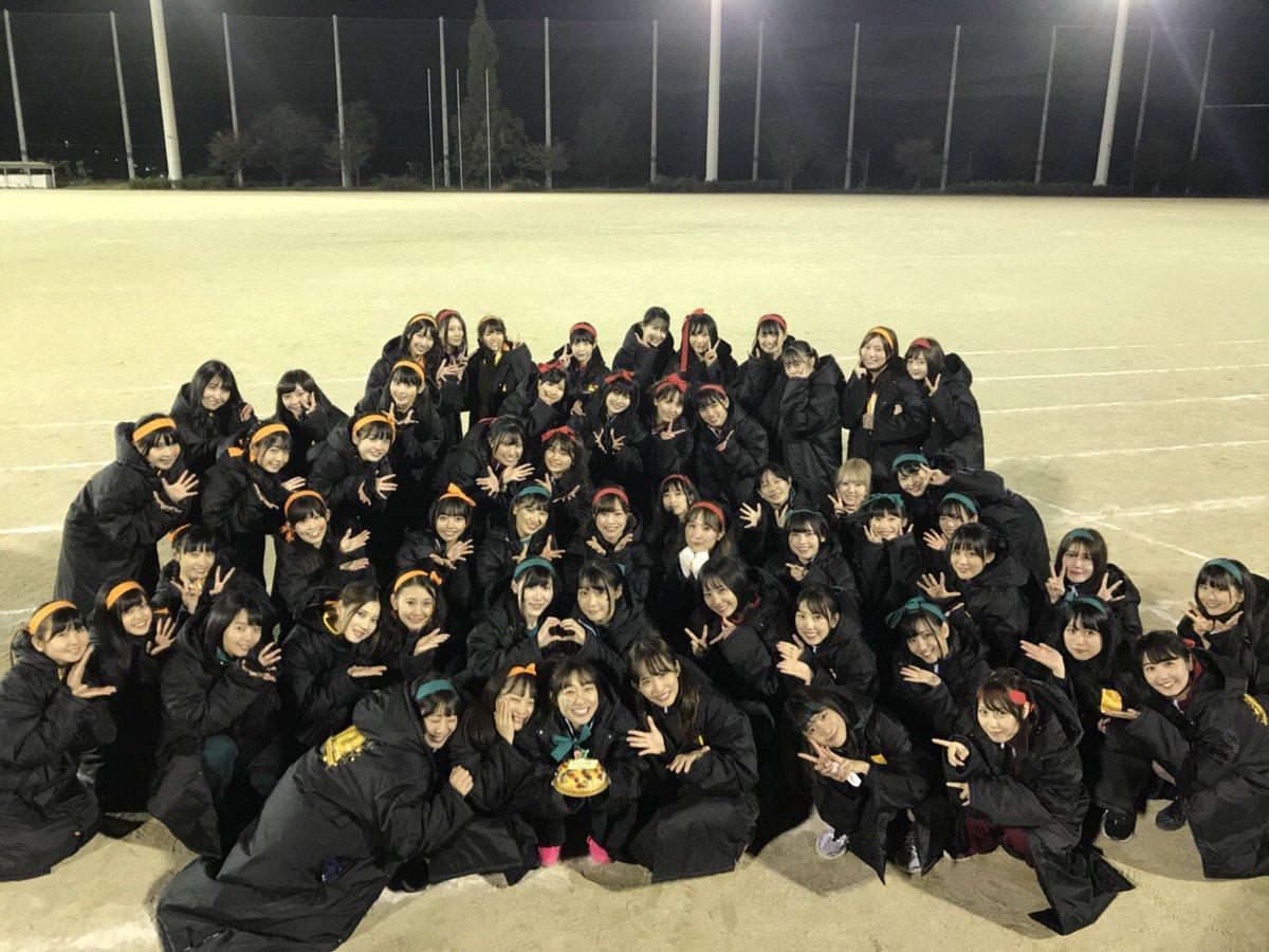 【朗報】SKE48運動会開催!