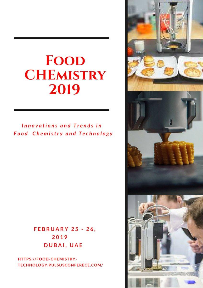 Food Chemistry 2019 on Twitter: