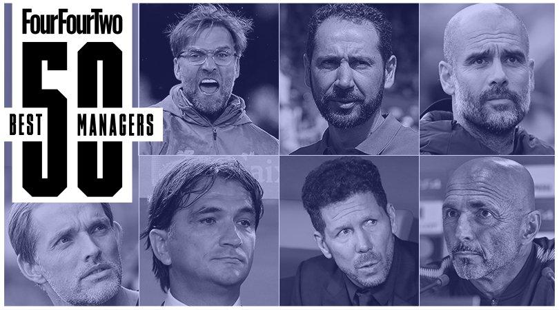 Meilleurs coachs Four Four Two