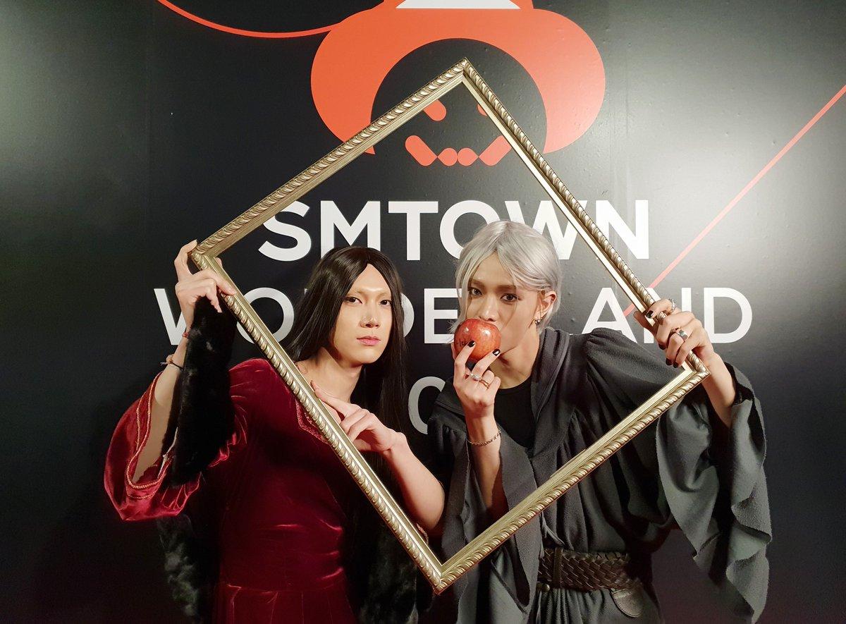 #SMTOWN #SMTOWNWONDERLAND #NCT #TEN #YUTA #SMTSEOUL #SMmakesIT #MAKEsIT