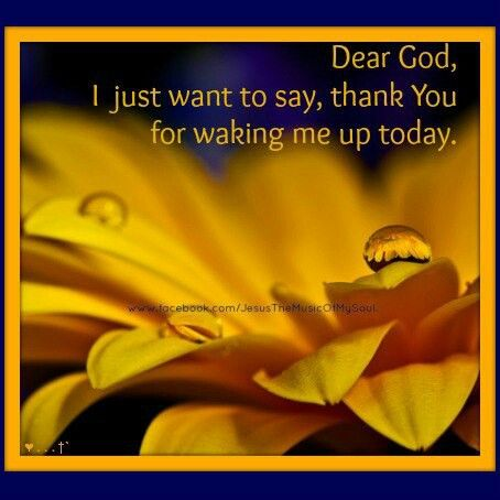 Free Download Thank You God For Waking Me Up This Morning Quotes