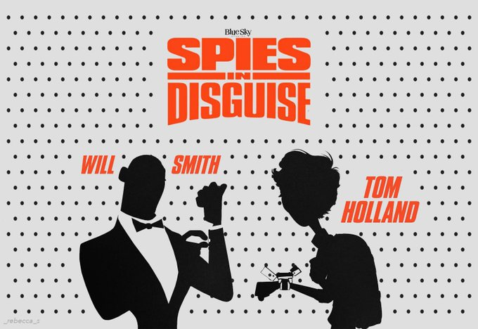 Spies in Disguise (2019) | Will Smith, Tom Holland