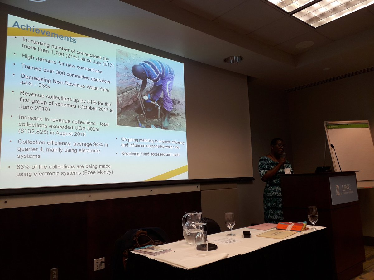Uncwaterandhealth Hashtag On Twitter Advance Massager Ezee As Rural Utilization Evolves Tariff Setting Becomes More Important Complex And Political Seen In 3 Cases From Ethiopia Uganda Rwanda