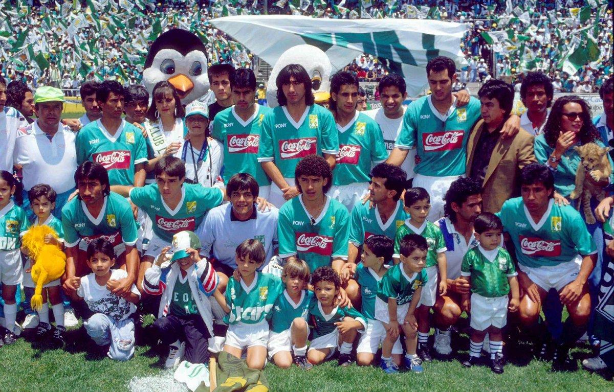 Resultado de imagen de leon campeon 1991-92