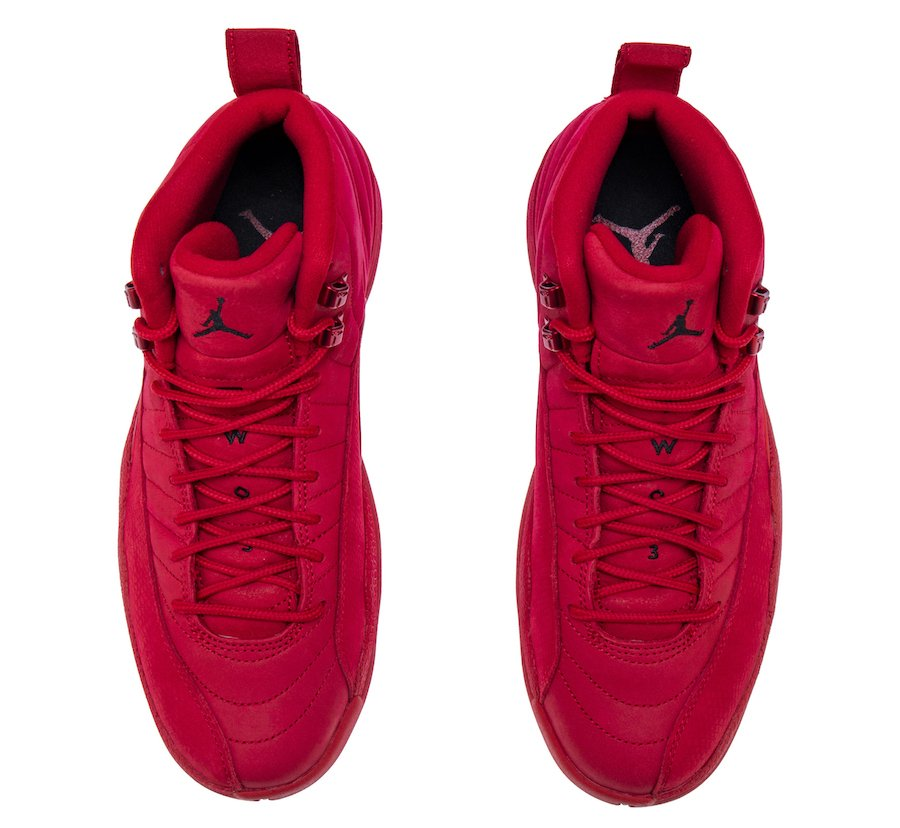 54030dbd05b Air Jordan 12 Color  Gym Red Gym Red-Black Style Code  130690-601 Release  Date  November 23