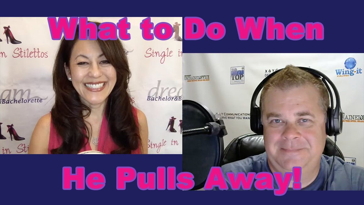 What to do when a man pulls away when dating
