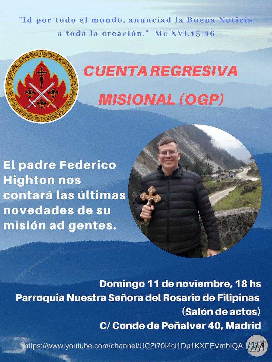 padre federico en Madrid