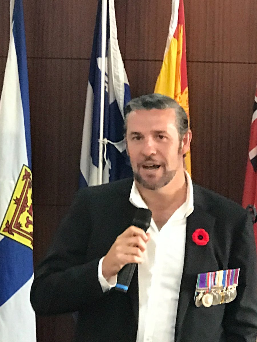 ... raising public awareness of PTSD   mental health. Awesome achievement  Pommy mate!  Name11587631  DMS MilMed  MarieLouiseLupic.twitter .com r3c9FP0MIq 3af1ea54a