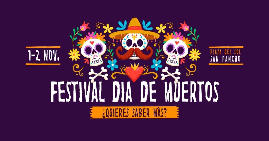 Día de Muertos en SanPancho http://hostelsanpancho.com/2018/10/31/dia-de-muertos-en-san-pancho/…