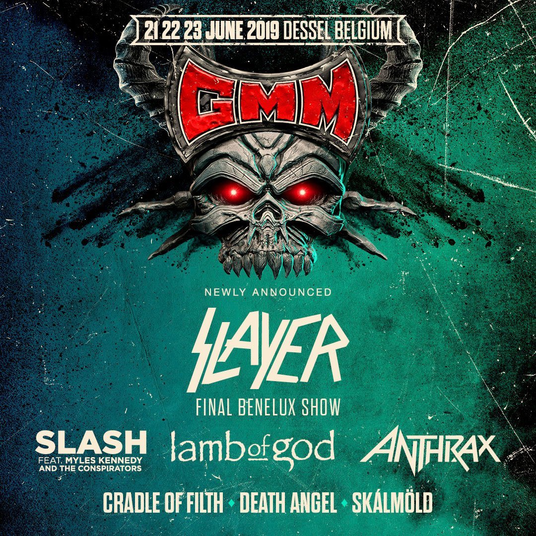 Slash france graspop smkc conspirators myles kennedy dessel belgique