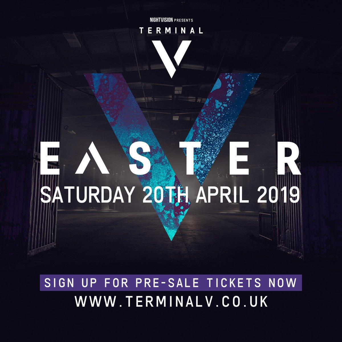 Image result for terminal v festival easter 2019