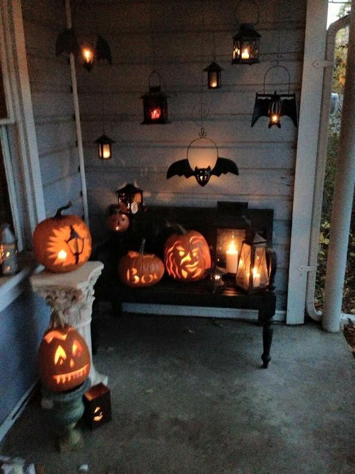 spooky halloween decorations - 720×960