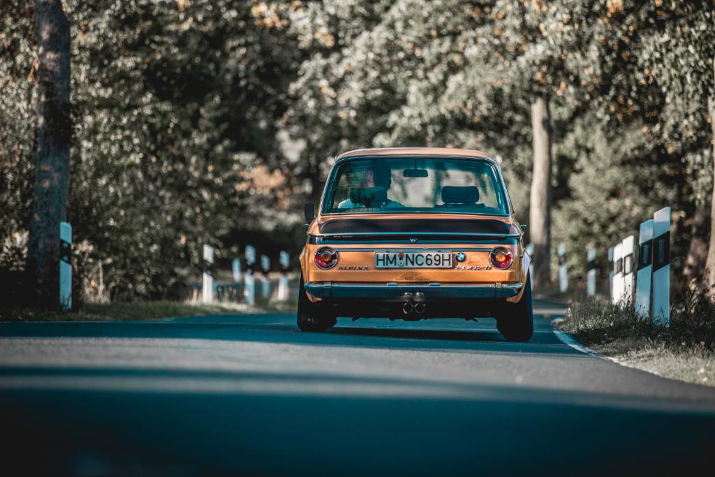This #BMW #2002 TI #Alpina has been in the same family for almost 50 years - and never looked better! #fanfriday (Photos: http://www.joergwellmann.de)