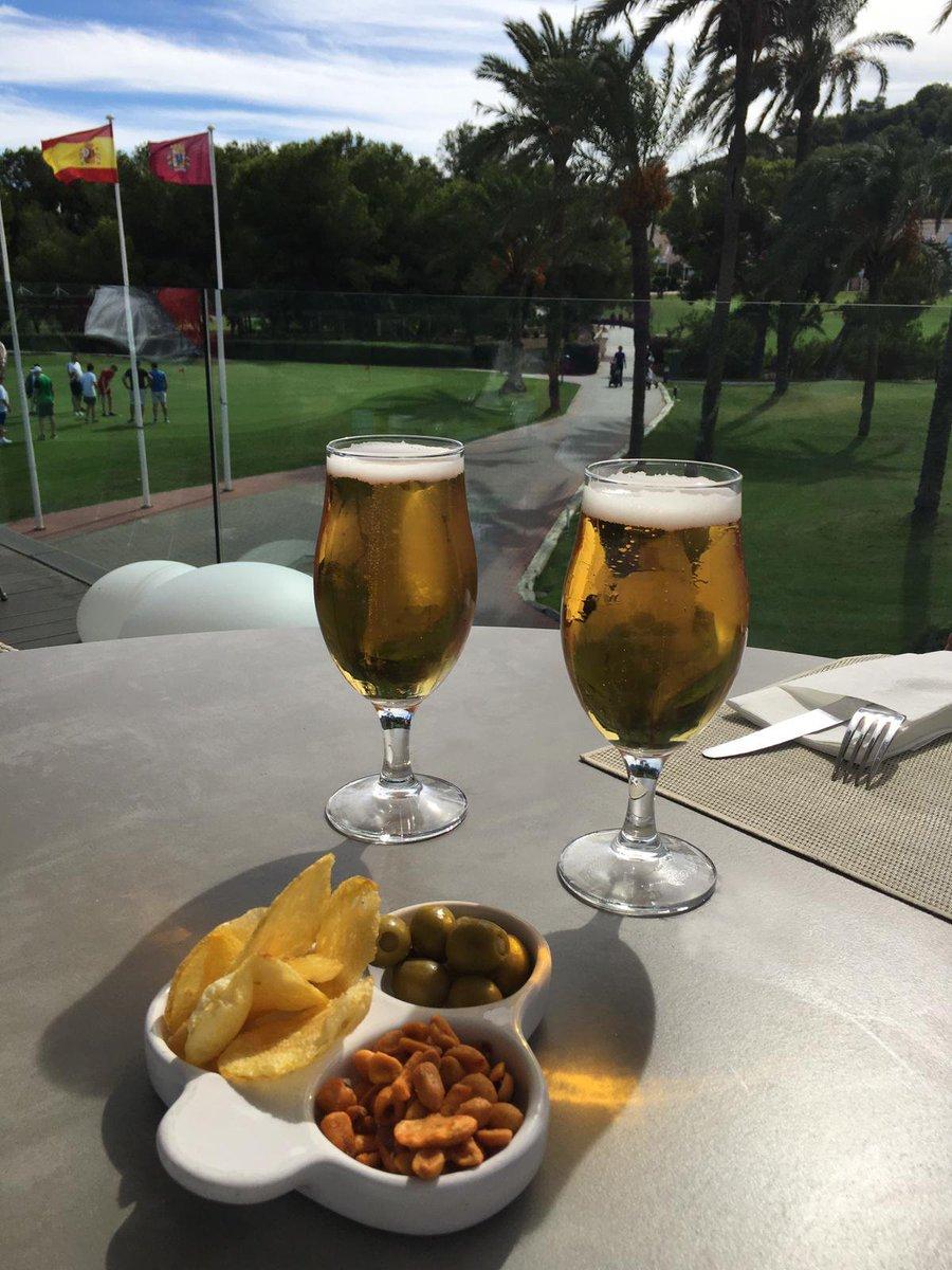 La Manga Club On Twitter Una Cerveza Antes De Comer La