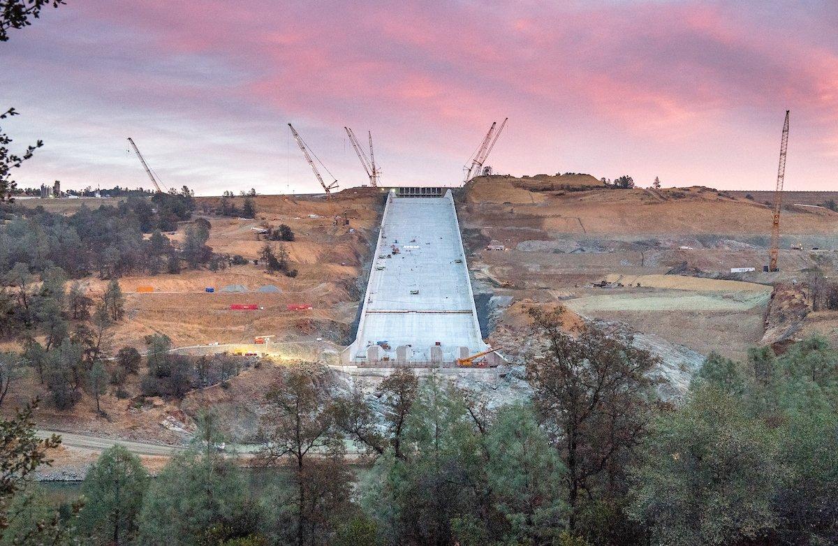 Oroville Dam Repair Goal Met! | KAHI com
