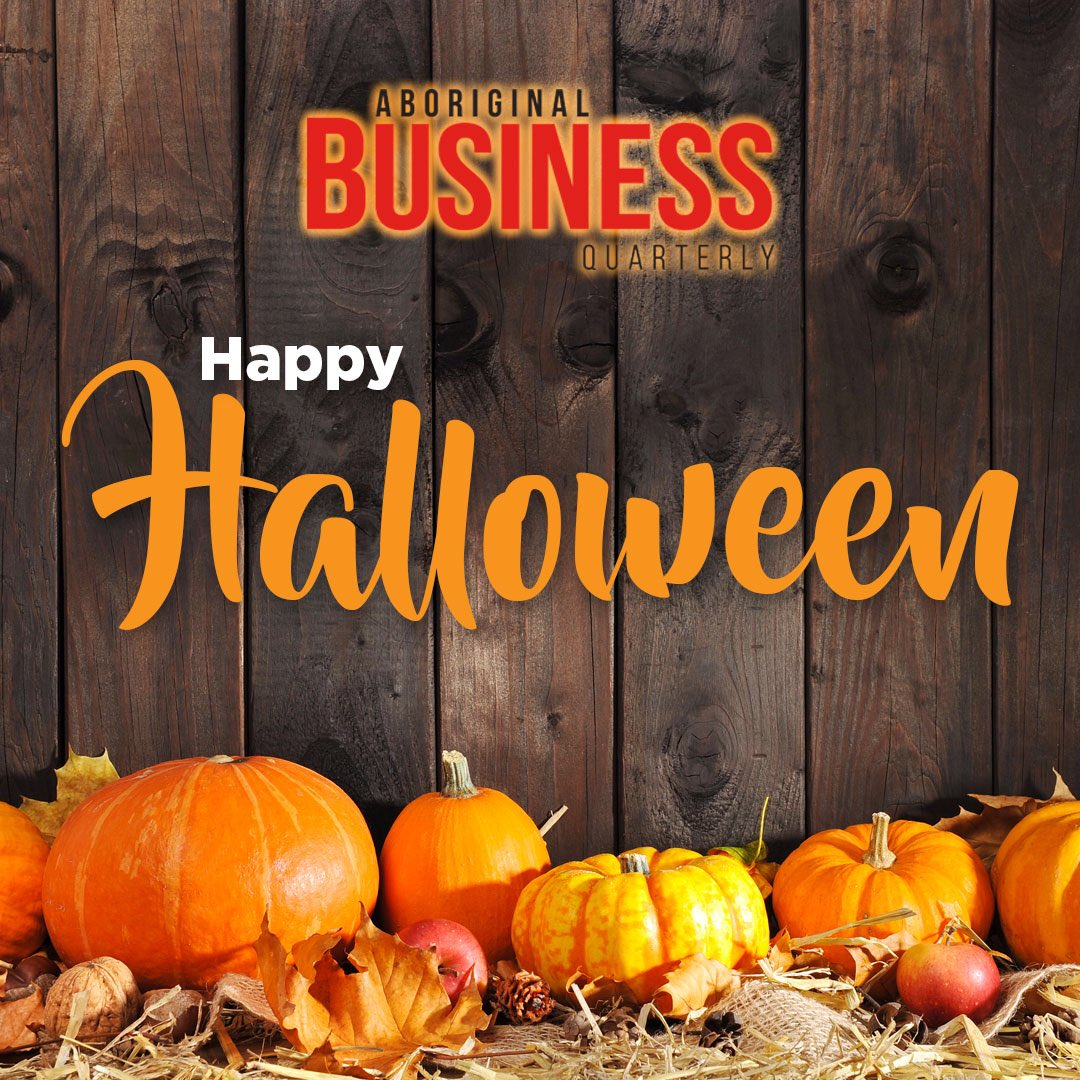 Happy Halloween! Finalizing the fall / winter edition of ABQ, still have a couple ad spots available. . . . . .#business #businessmagazine #indigenous #indigenous #aboriginalbusiness #canadianbusiness #industry #north #canada #pumpkin #besafe