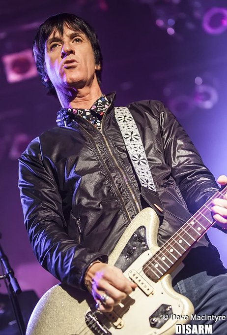 Today is Johnny Marr\s birthday!  Here he is in Toronto a couple of weeks back.  Happy Birthday Johnny!