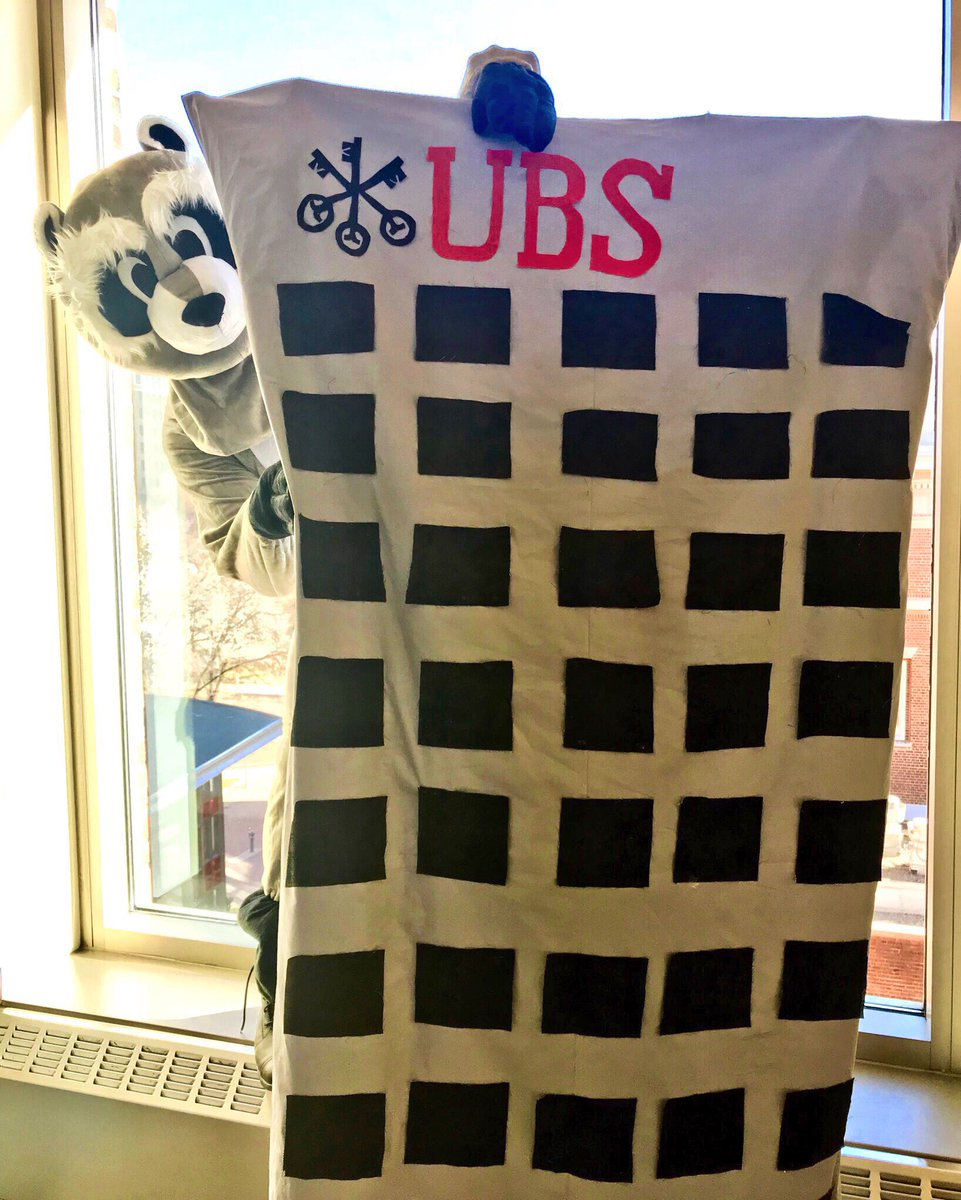 BREAKING: #mprraccoon spotted at @SaintPaul's office Halloween party<br>http://pic.twitter.com/mj9frfosA2
