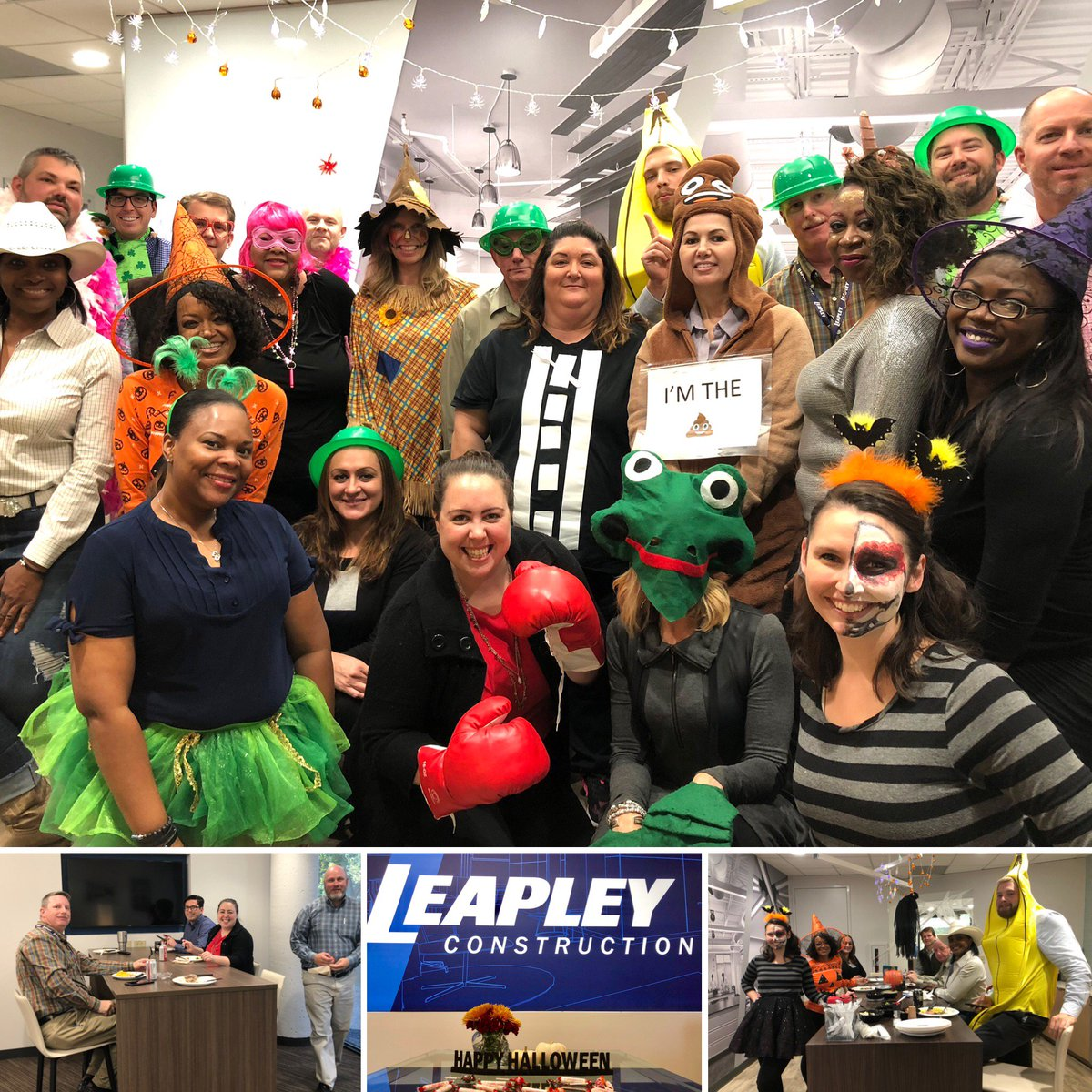 connect with leapley construction group