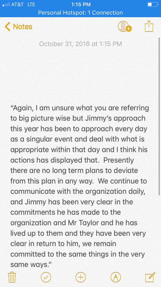 Jace Frederick On Twitter Also Asked Jimmy Butler S Agent Bernie Lee If If Butler Is Still On The Roster Will Jimmy Play On The Road Trip Https T Co Mp8oar8lny
