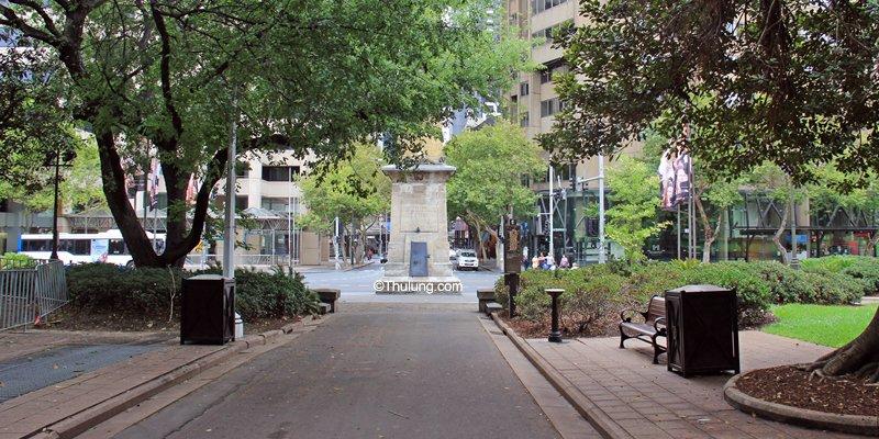 Hyde Park Obelisk