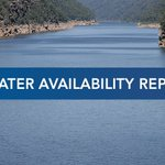 Image for the Tweet beginning: View this week's Water Availability