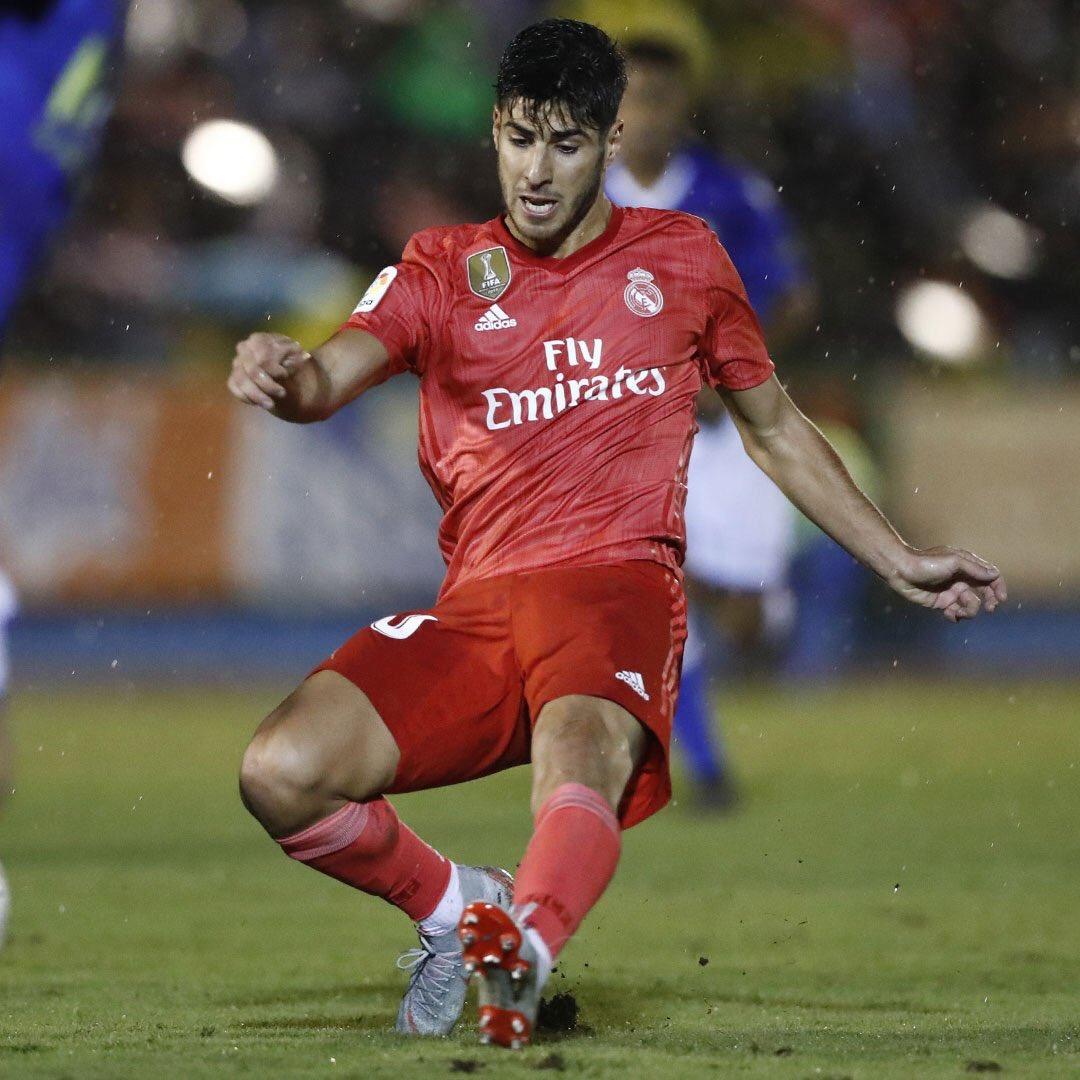 هدف ريال مدريد الثاني في شباك مليلة