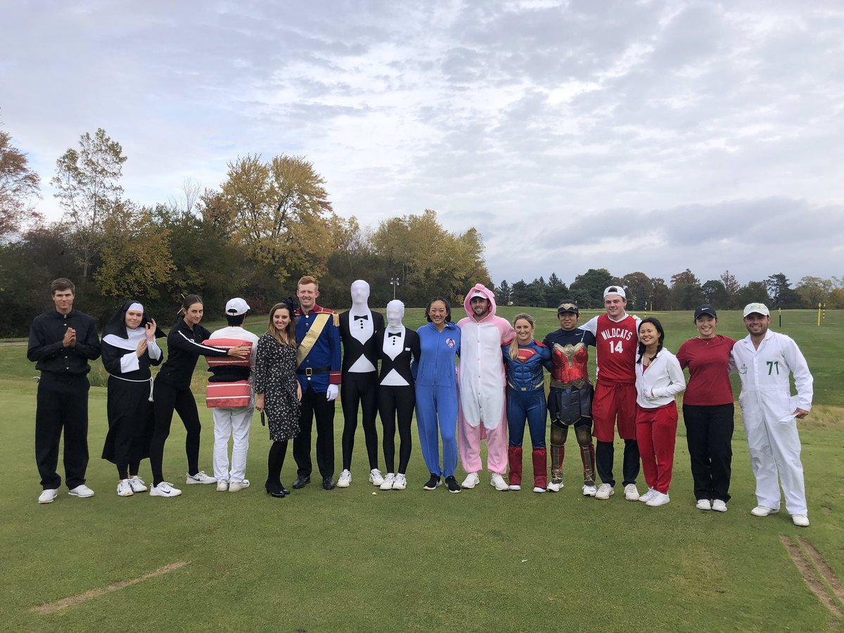 """michigan golf on twitter: """"any one up for a little halloween golf"""