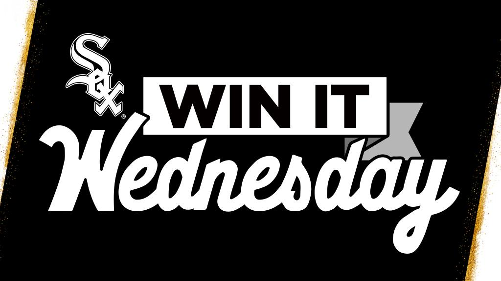 #WinItWednesday is back! RETWEET for a chance to win a mystery #WhiteSox hat pack.  🔗: https://t.co/dNfk6ckFpg