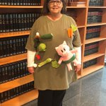 Image for the Tweet beginning: Congrats to our paralegal Karen