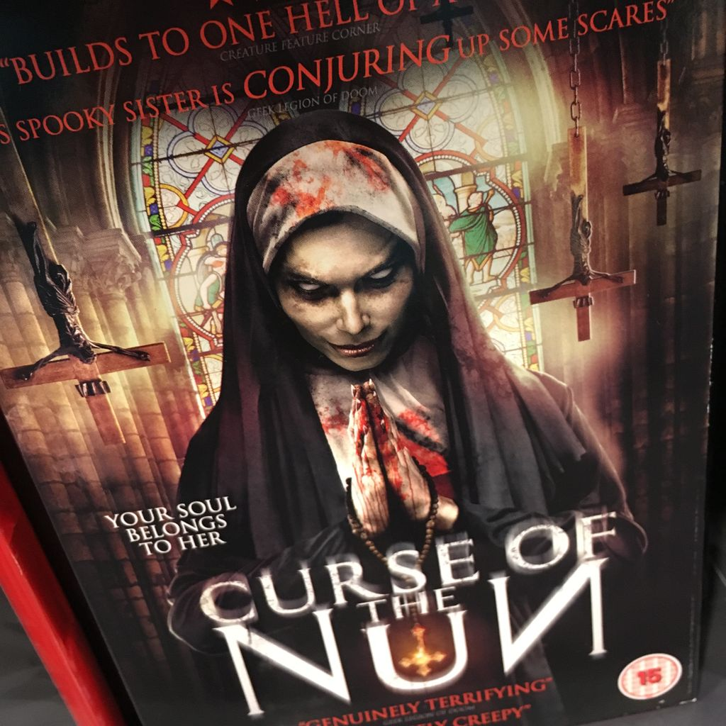 curse of the nun movie sinhala sub