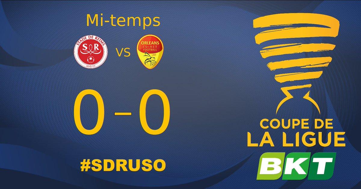 16ème de finale de la CDL  Stade de Reims - US Orléans Dq3XctIXgBYlic-