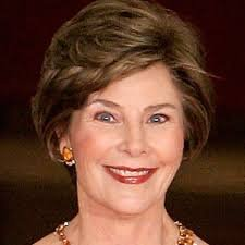 We always miss Mrs Laura Bush for her  a beautiful smile. Happy birthday!