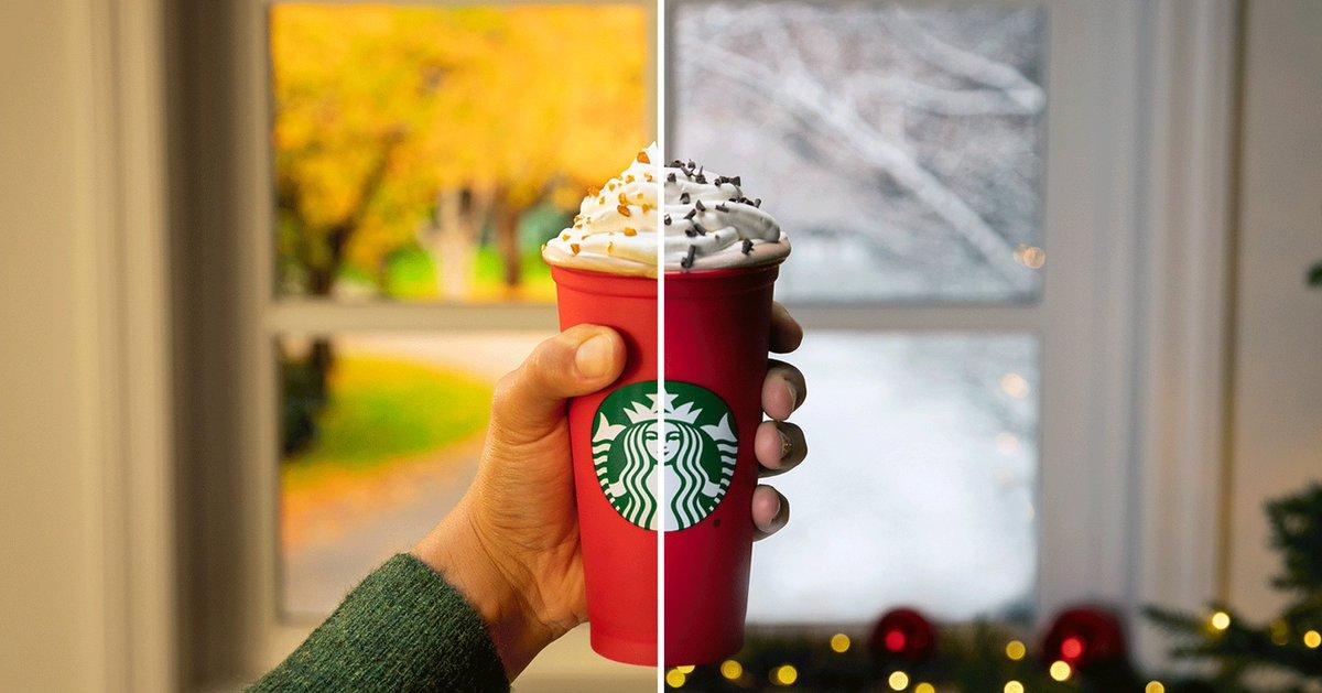 Starbucks Canada on Twitter: