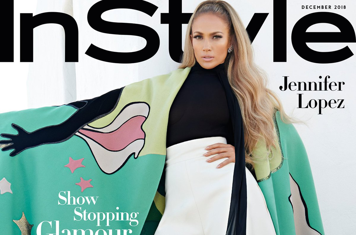 Jennifer Lopez just posed half naked (literally) for InStyle and she looks incredible Jennifer Lopez just posed half naked (literally) for InStyle and she looks incredible new pics