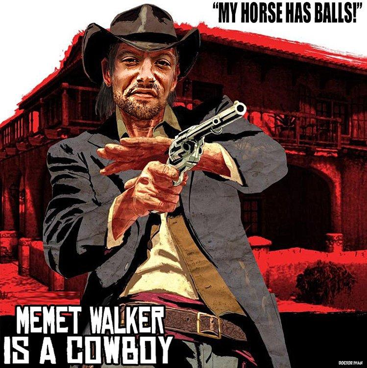 howard stern memet cowboy