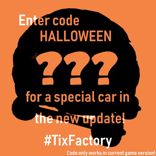 Fros Studio On Twitter A New Code For Tix Factory Tycoon Is Out