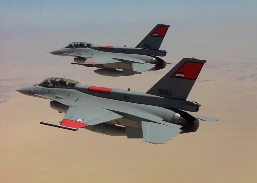 عقد بقيمه 273 مليون دولار لترقيه محركات مقاتلات F-16 المصريه Dq3meIeWkAE3zoE