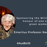 This morning, Dr Andrea Douglas will Chair the #AusBio18 Millis Oration session on science, translation & entrepreneurship - @WEHI_research 3 pillars. @WEHI_Director @AusBiotech @AAMRI_Aus @ResAustralia