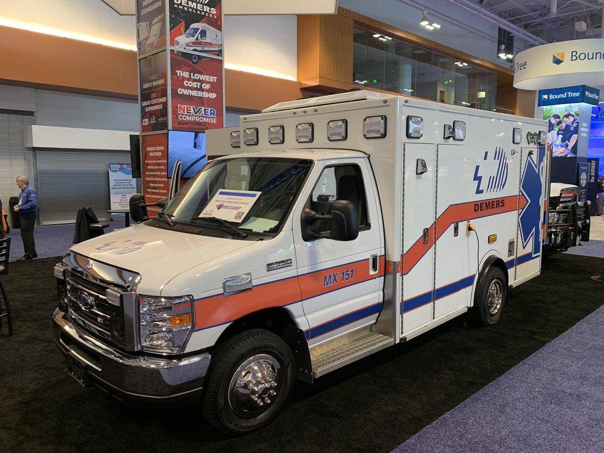 Demers Ambulances on Twitter: